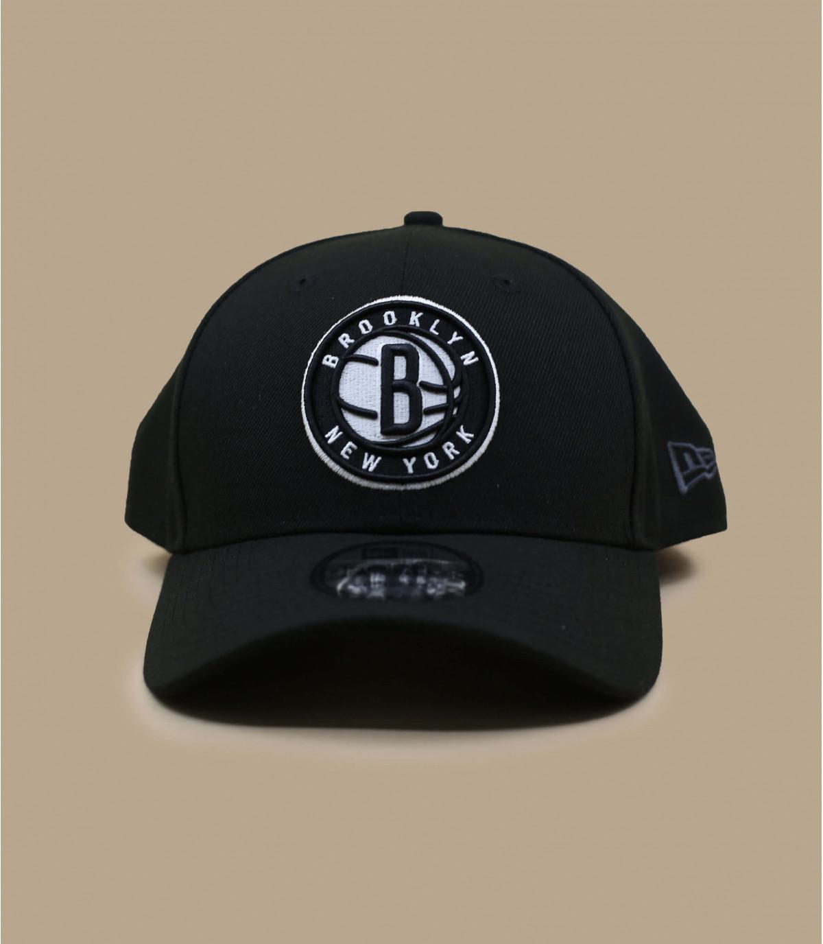 Cap zwarte curve Nets NBA