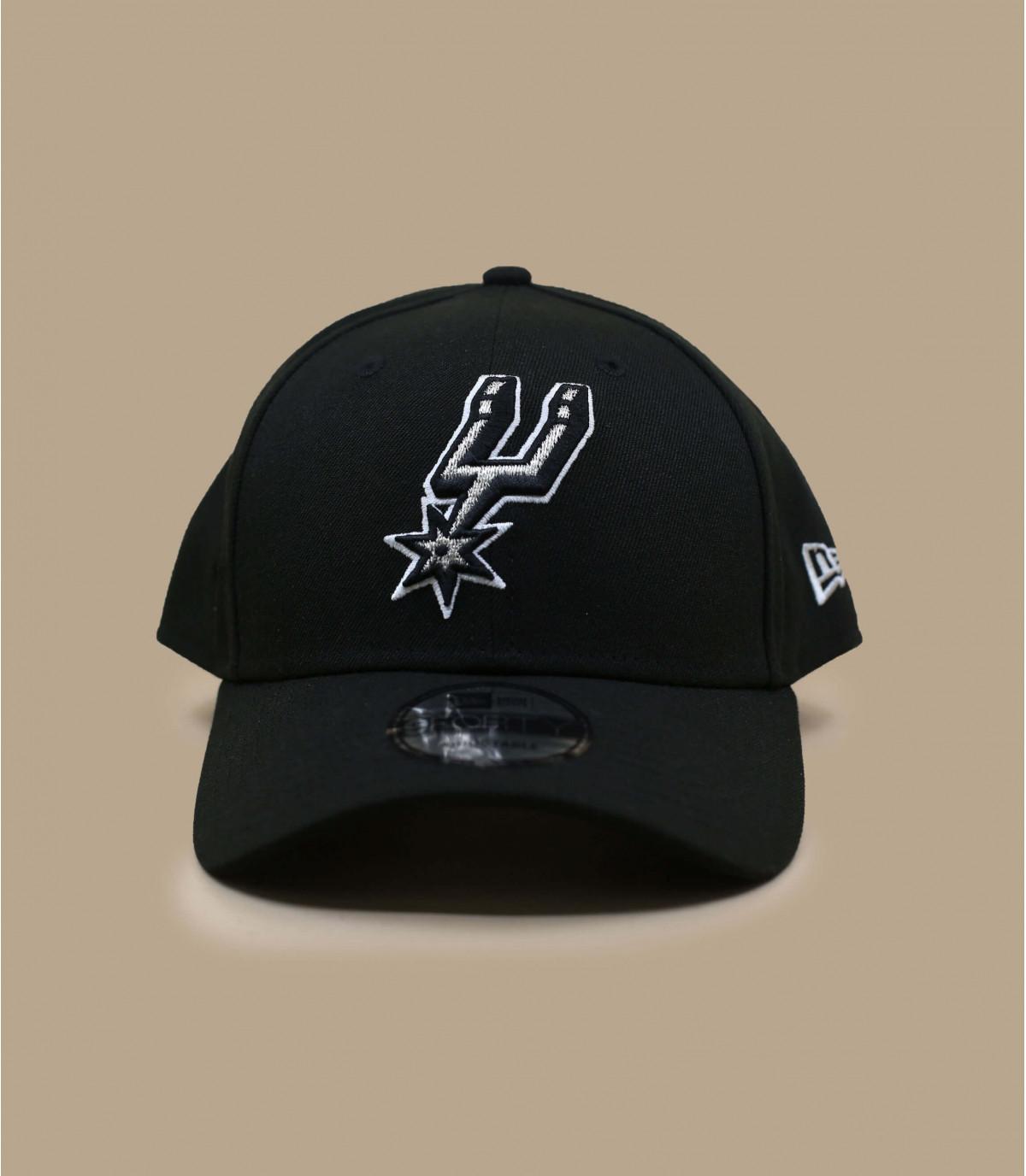 Spurs NBA zwarte pet