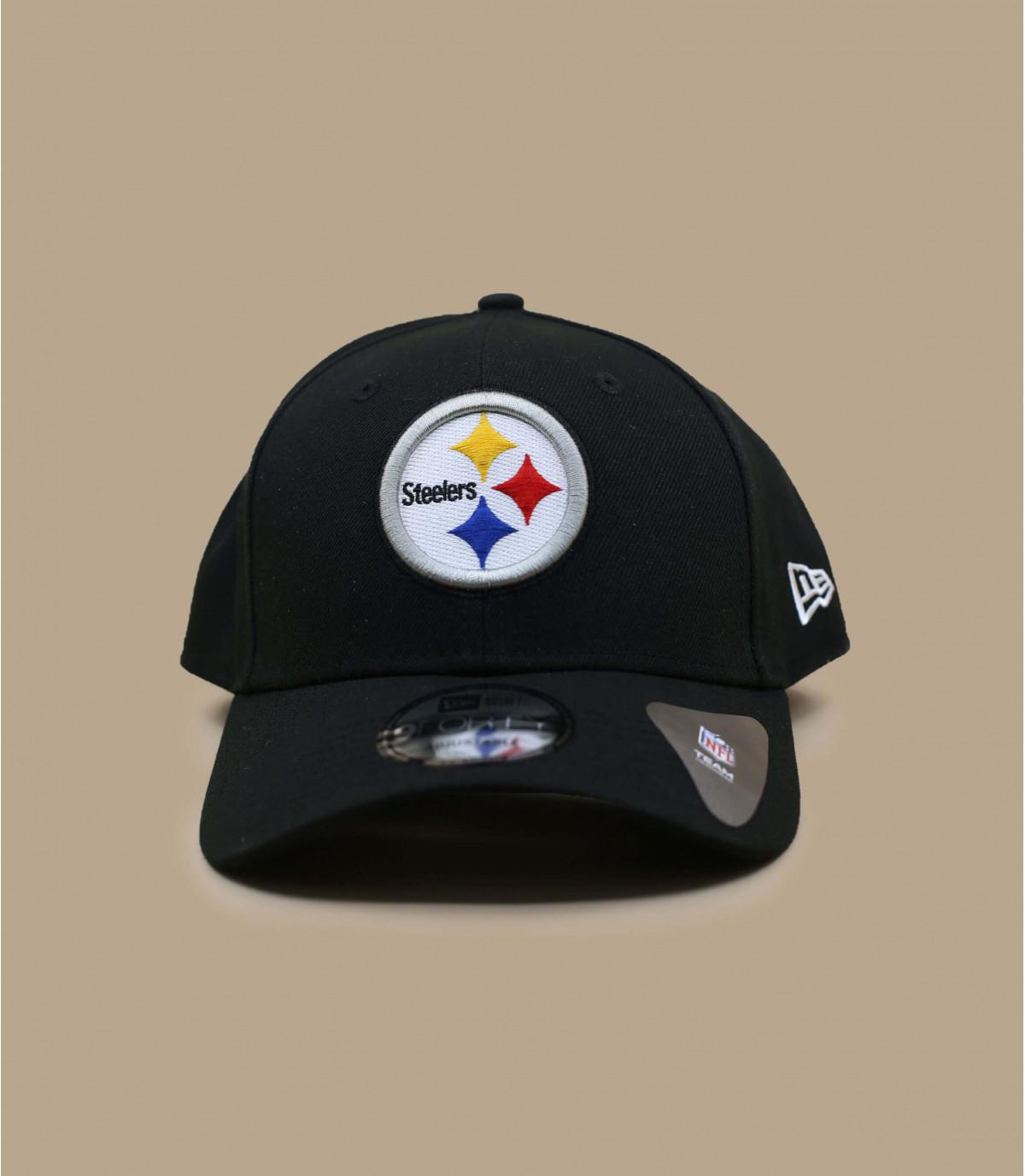 Cape curve zwart Steelers