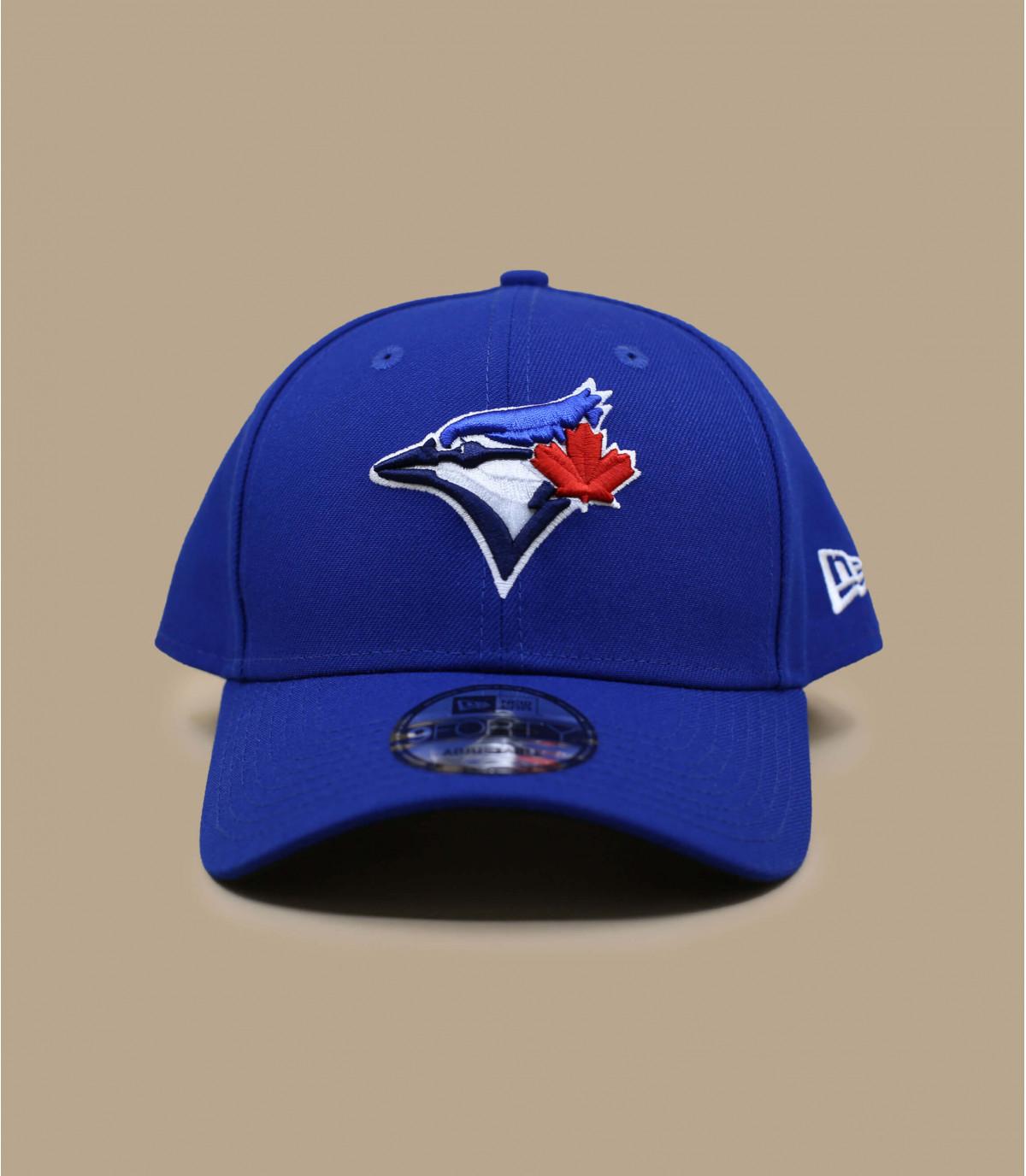 Toronto Blue cap curve
