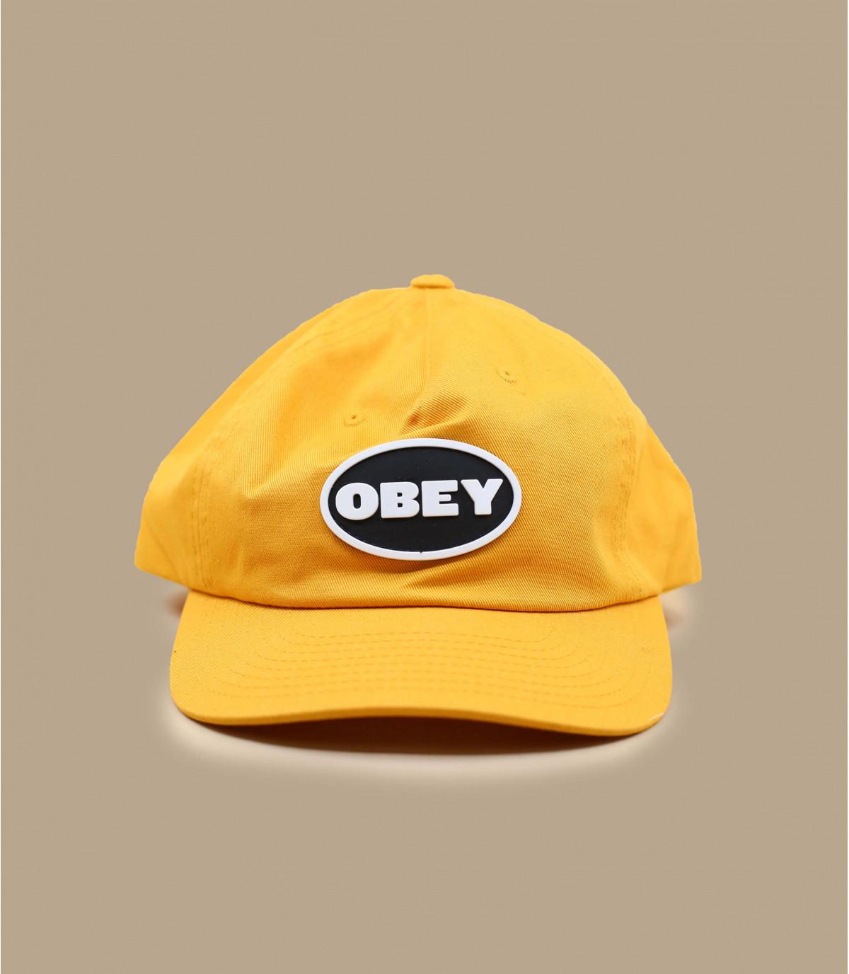kap 5 geel Obey paneel