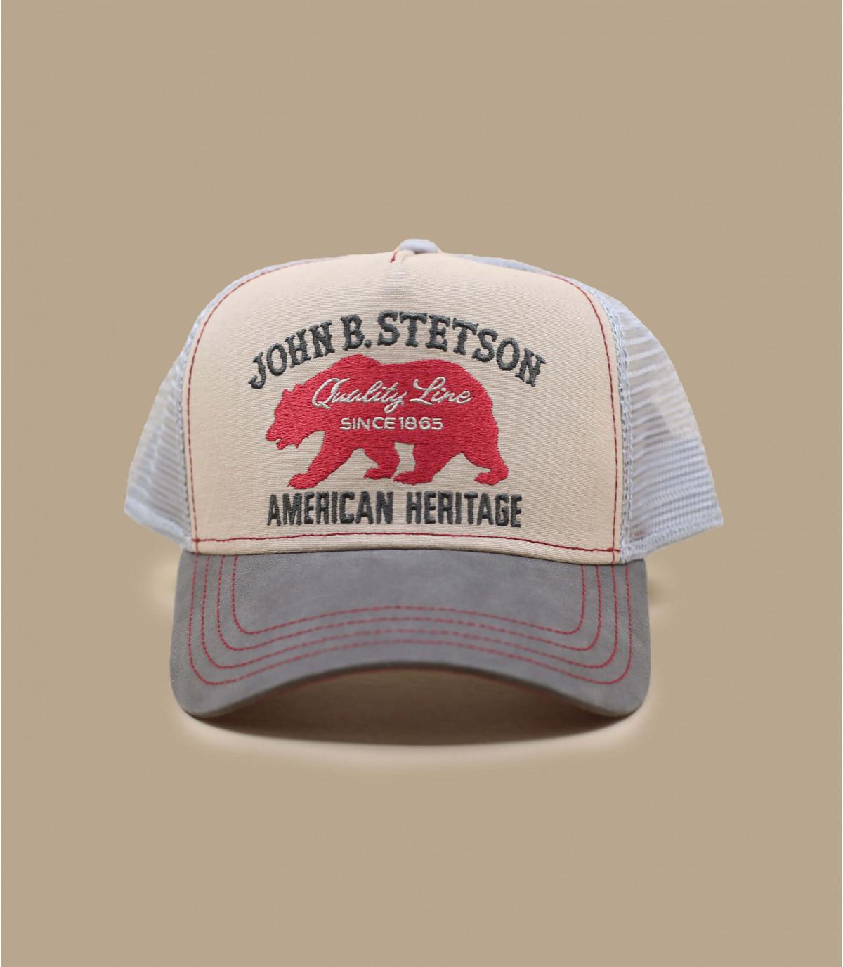trucker beer Stetson