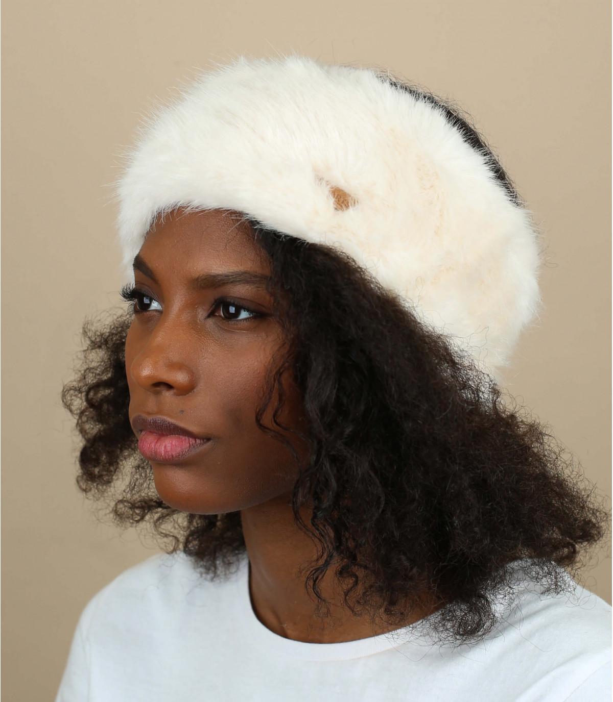 Witte hoofdband