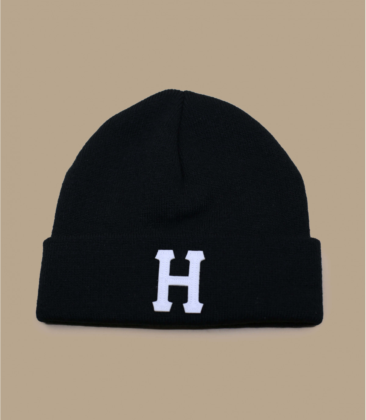 hoed revers black H