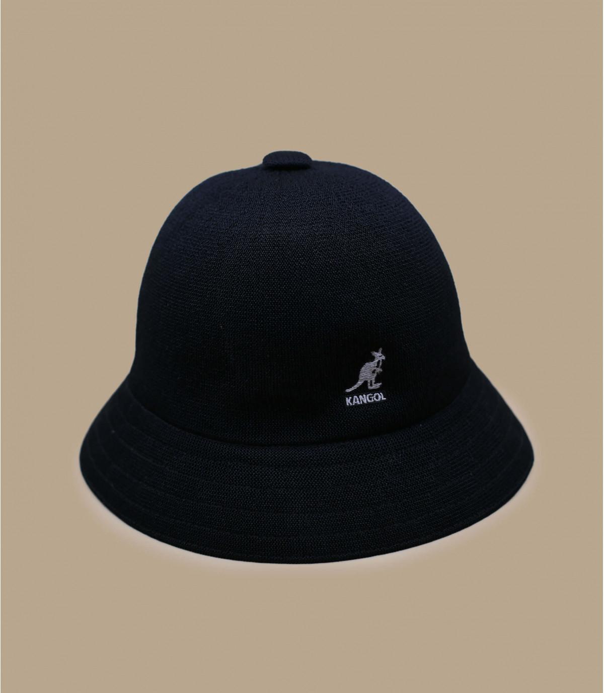 Kangol zwarte Tropic vissershoed