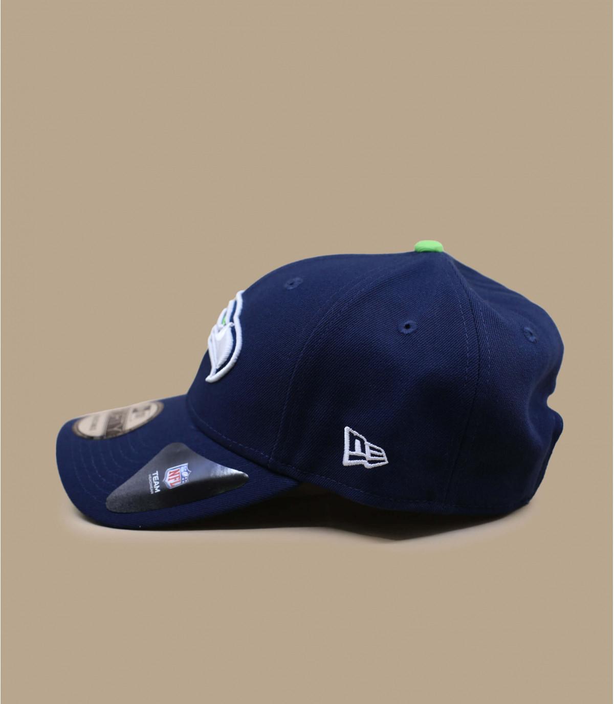 Seahawks blauwe dop