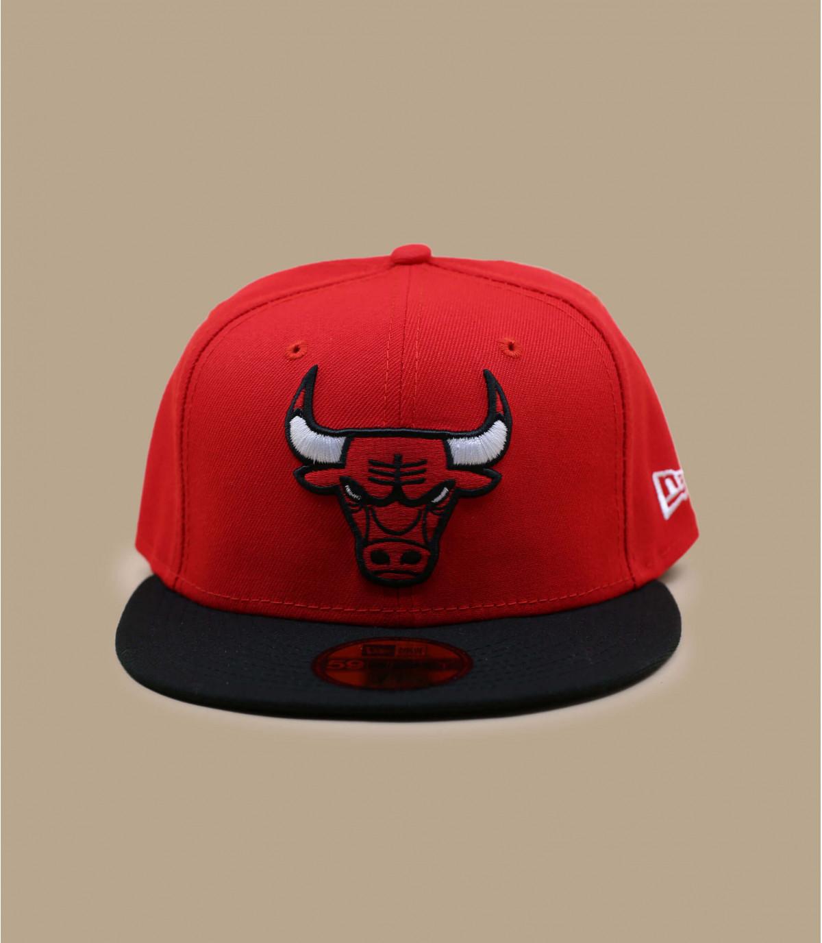 Casquette nba bulls