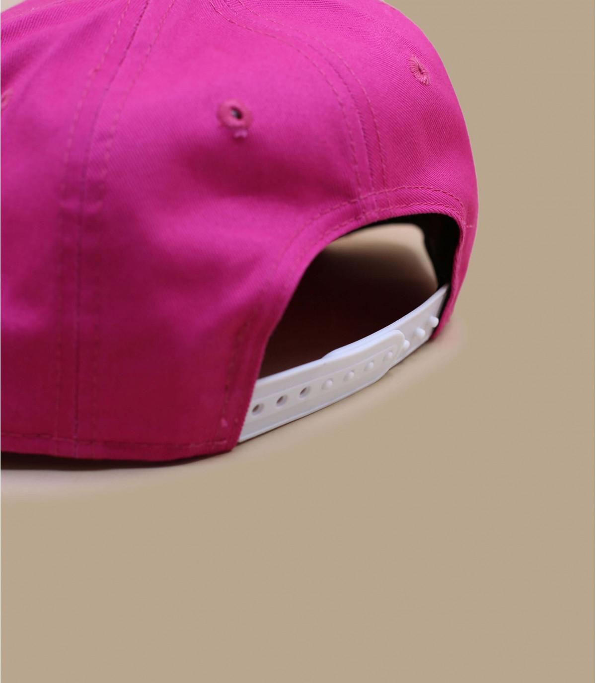 Details Child NY snapback pink - afbeeling 3