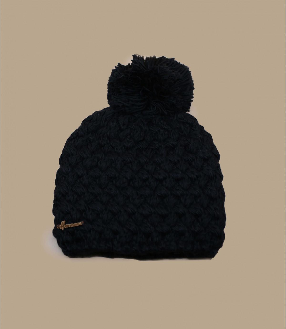 zwarte wollen muts leeswijzer