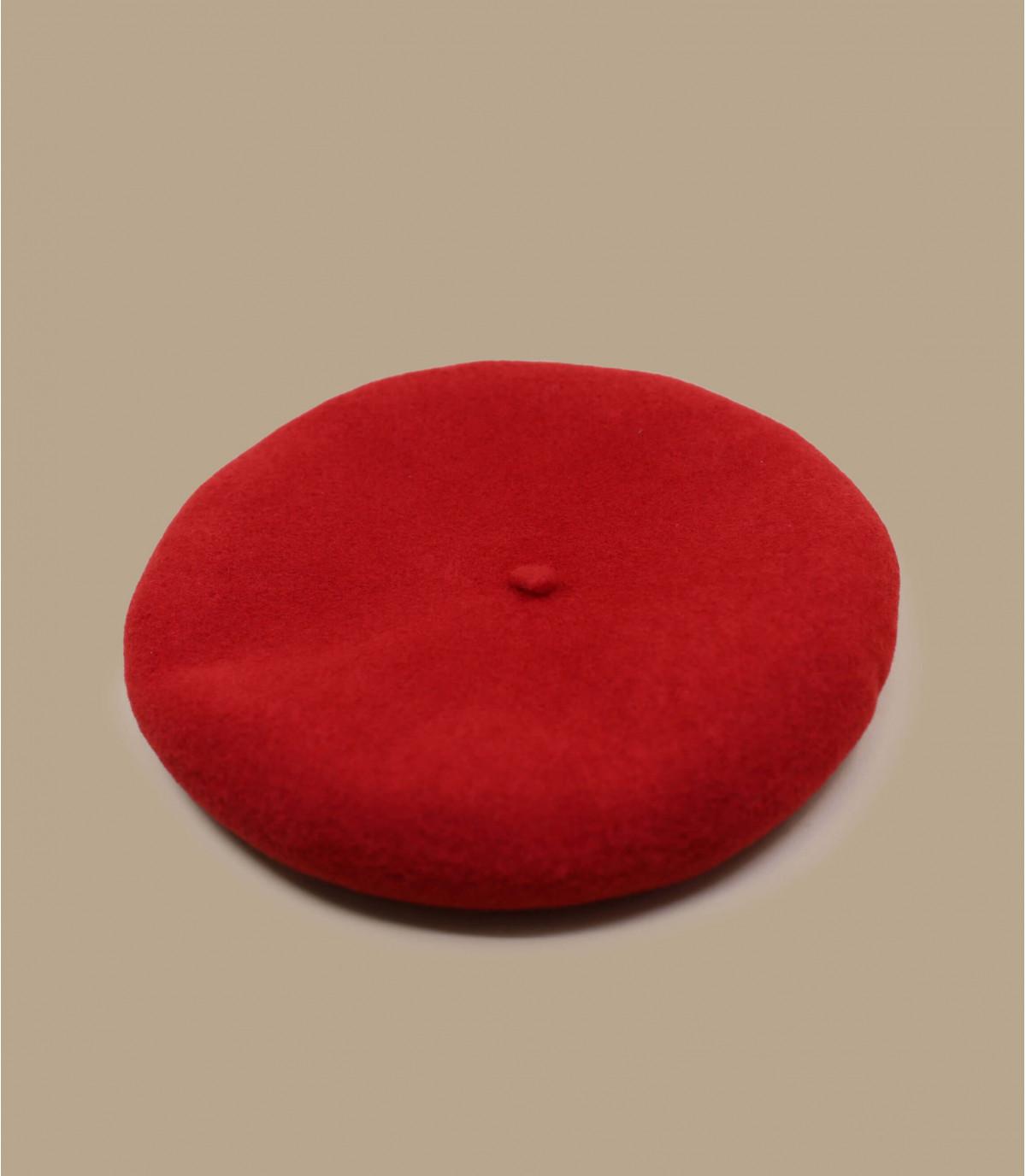 kasjmier rode baret