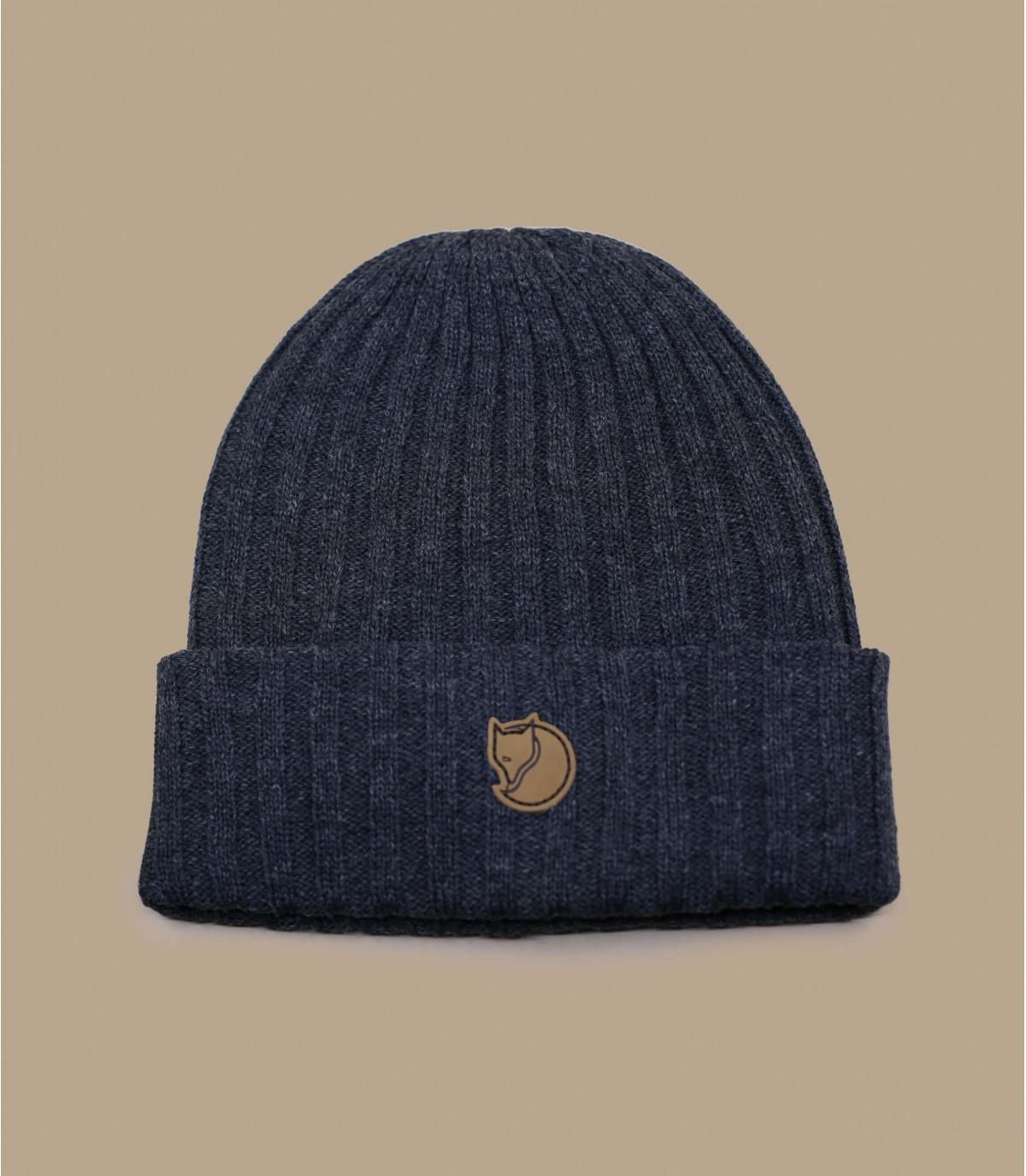 grijze hoed revers Fjällräven
