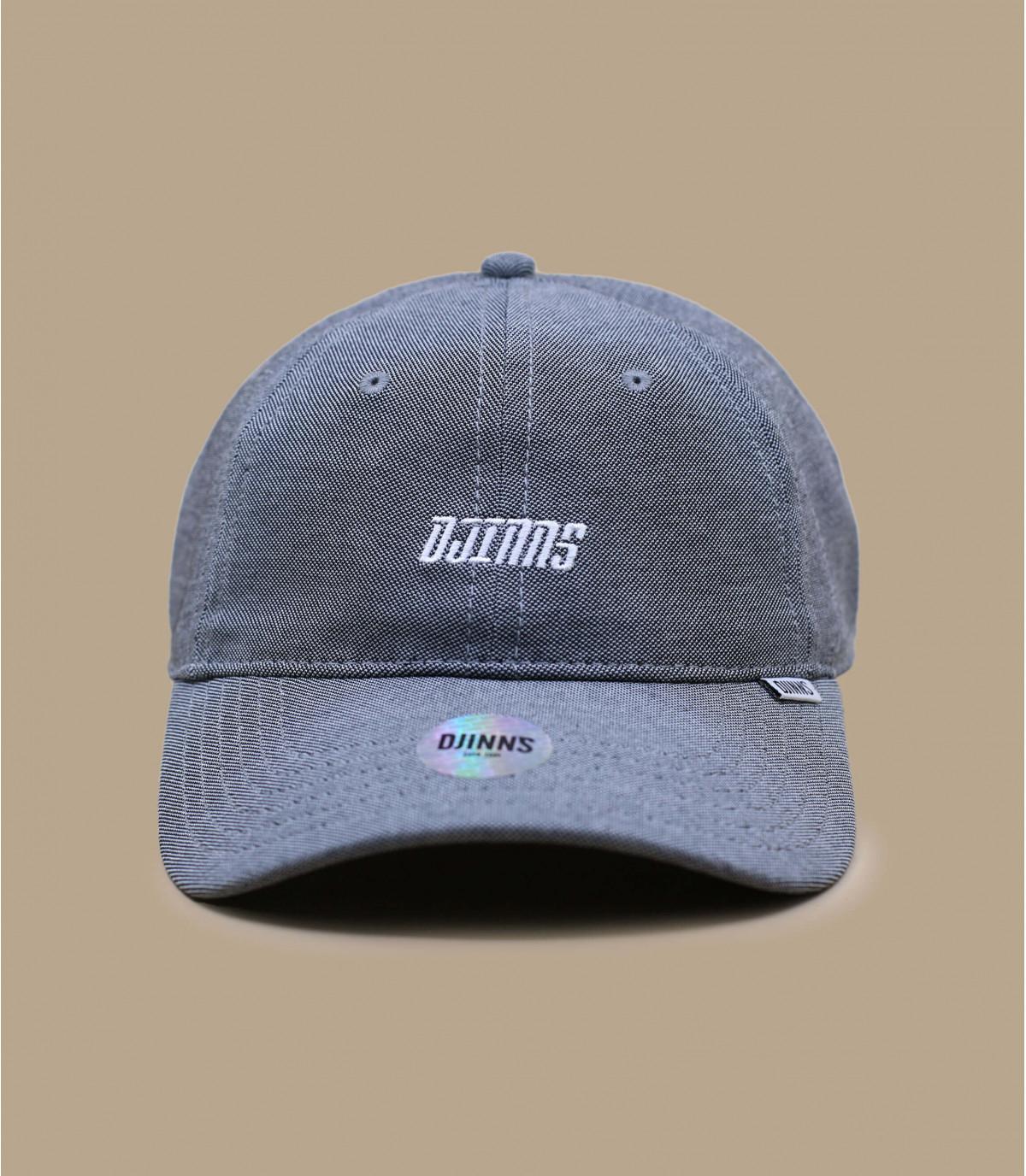 zwarte Djinns curve cap