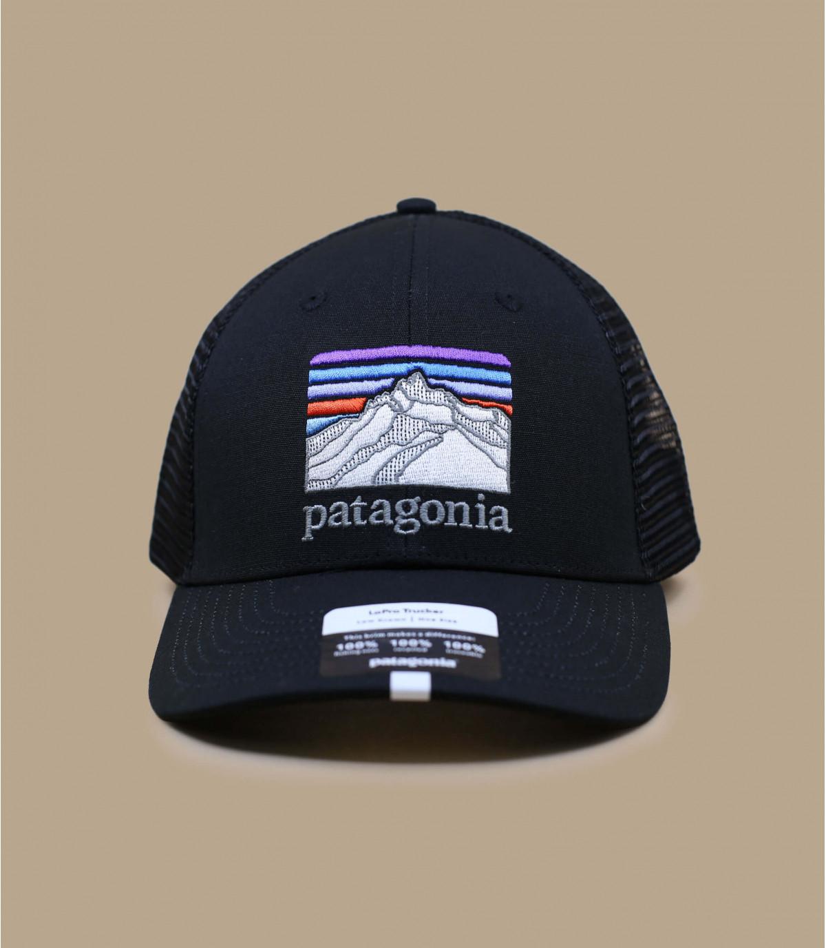 trucker Patagonia zwart
