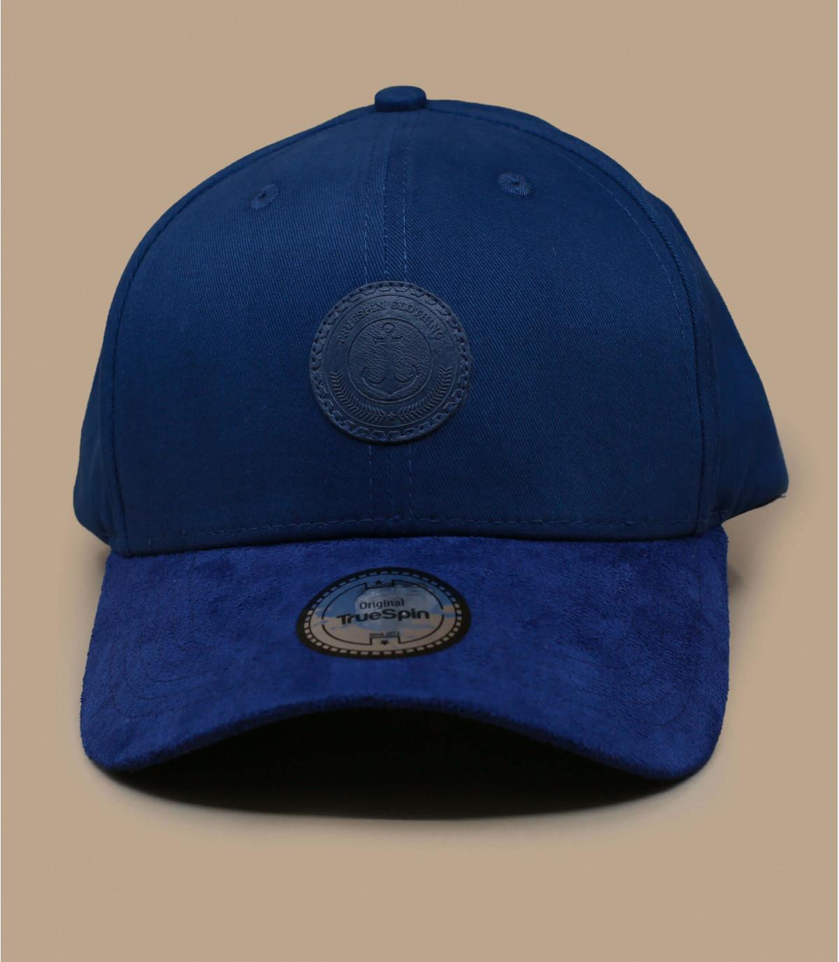 blauwe anker dop