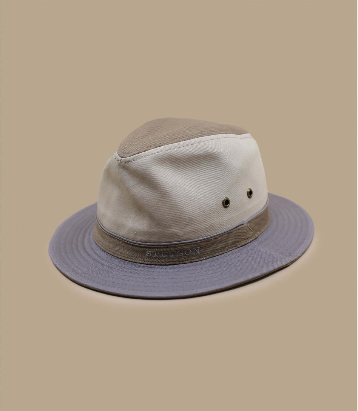 Stetson katoenen hoed