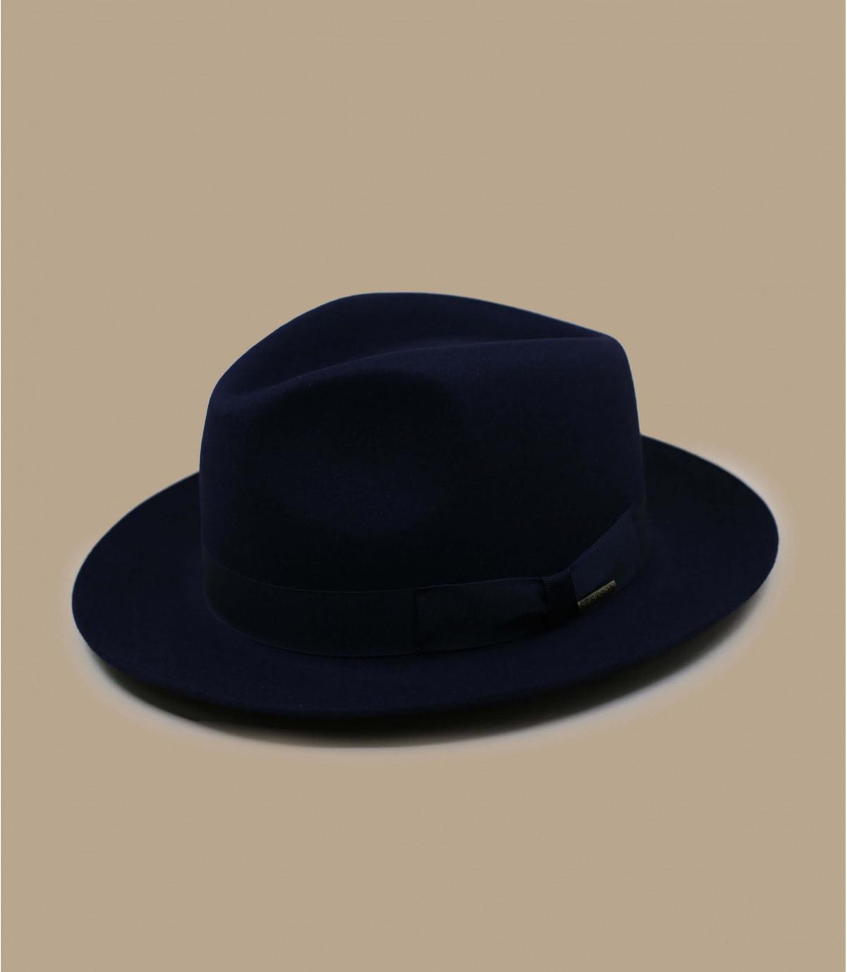 Bontvilten Stetson hoed