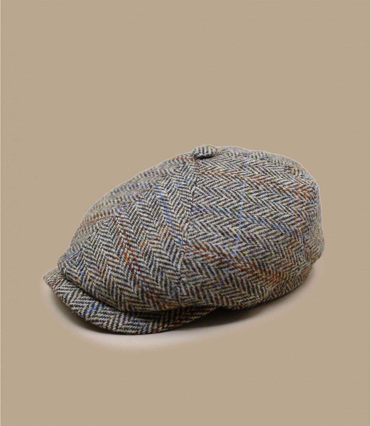 Stetson wol beige baret