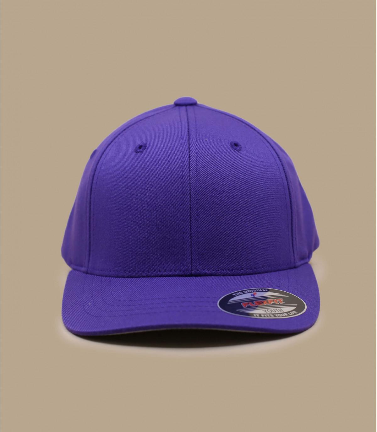 paarse kindercap
