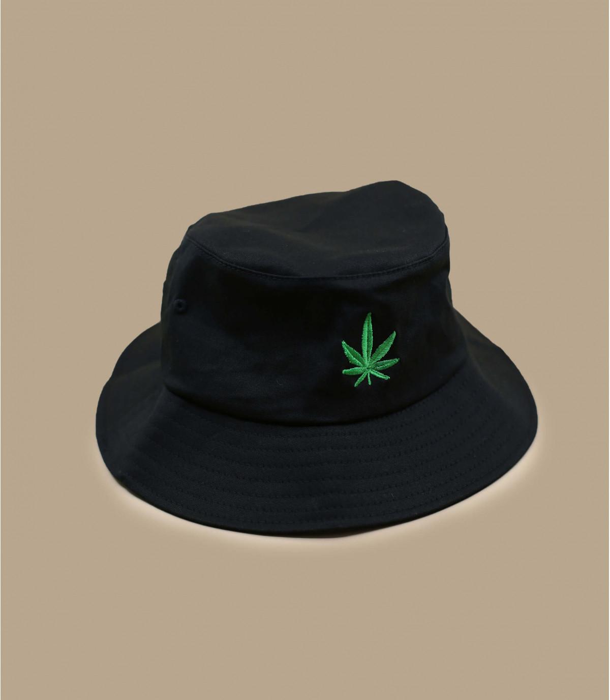 zwarte cannabis bob