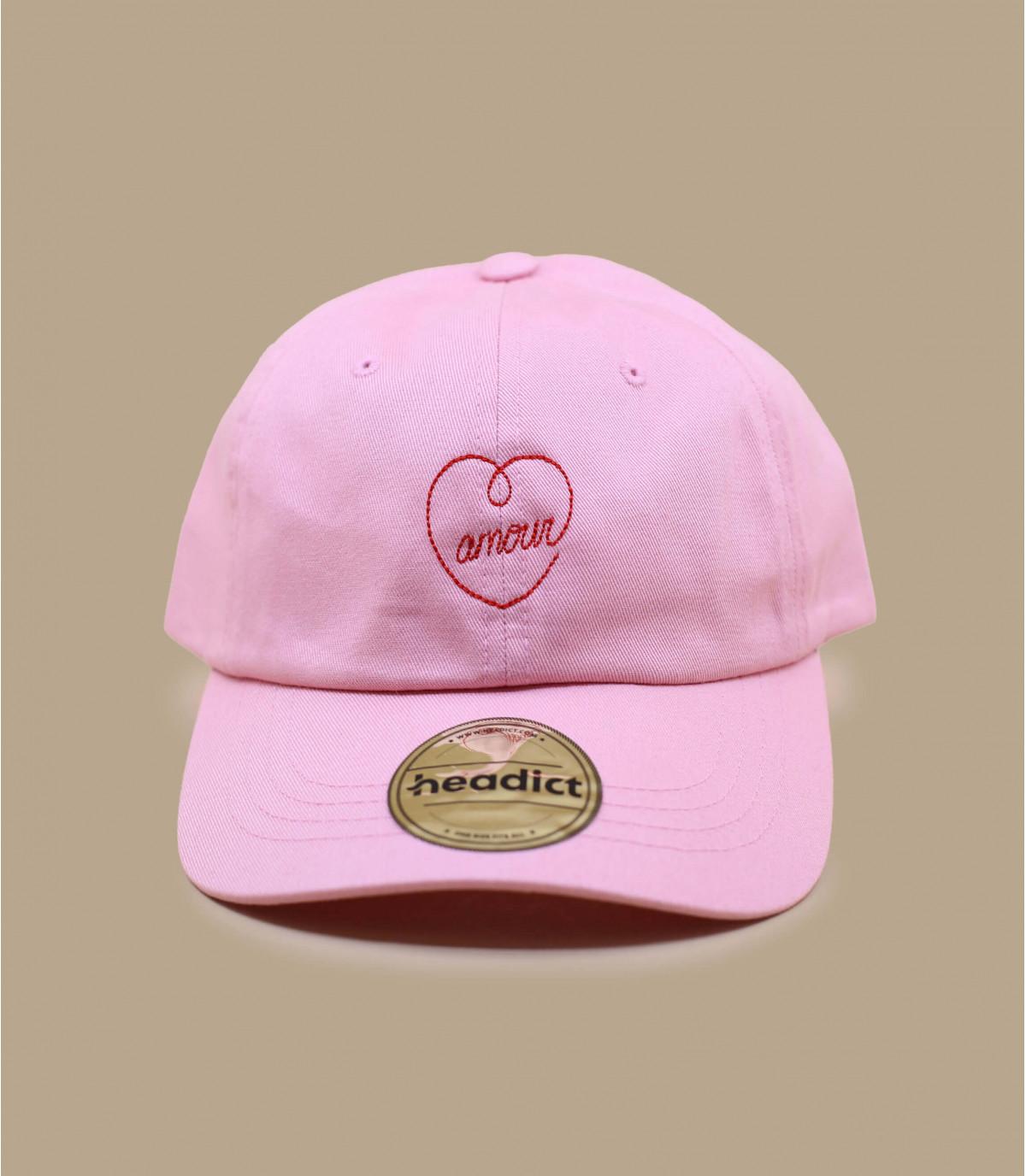 roze liefdespet