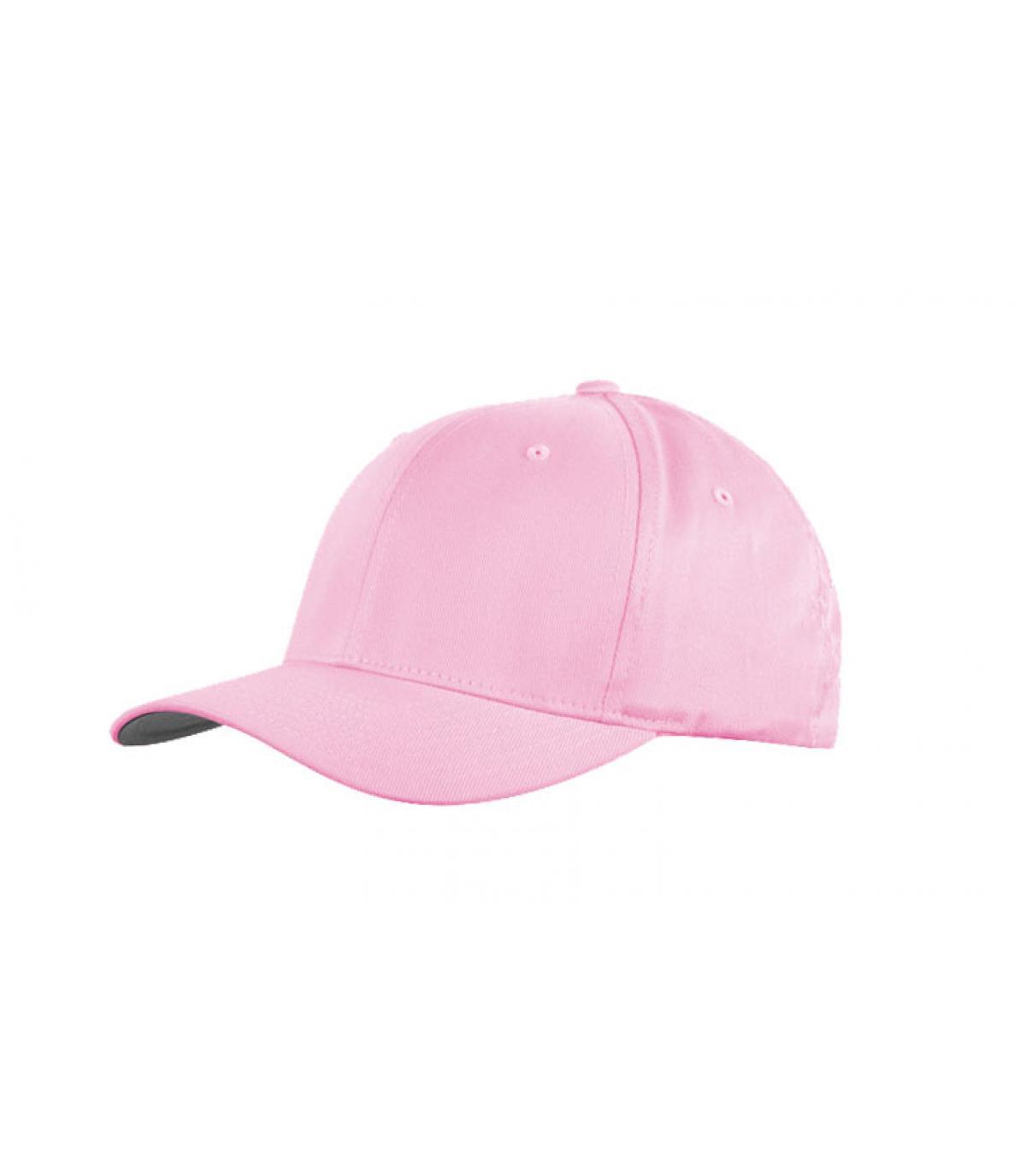 Details Cap roze flexfit - afbeeling 1