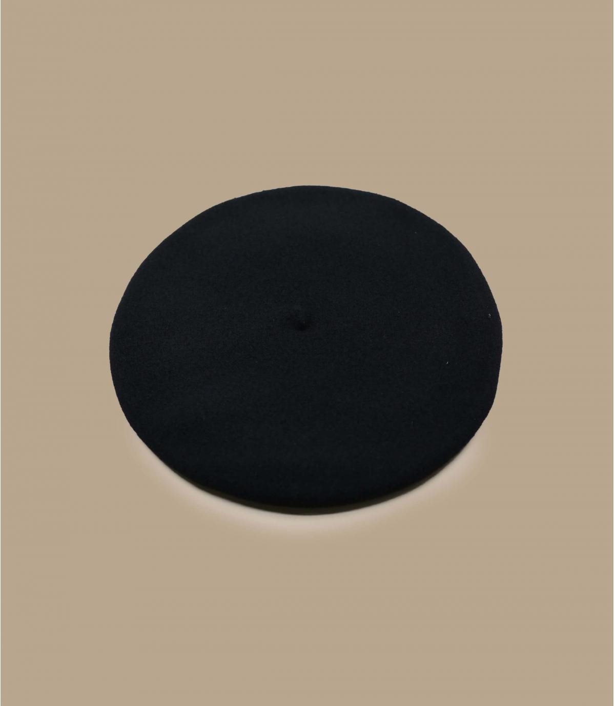 Details L'authentique beret basque zwart - afbeeling 2