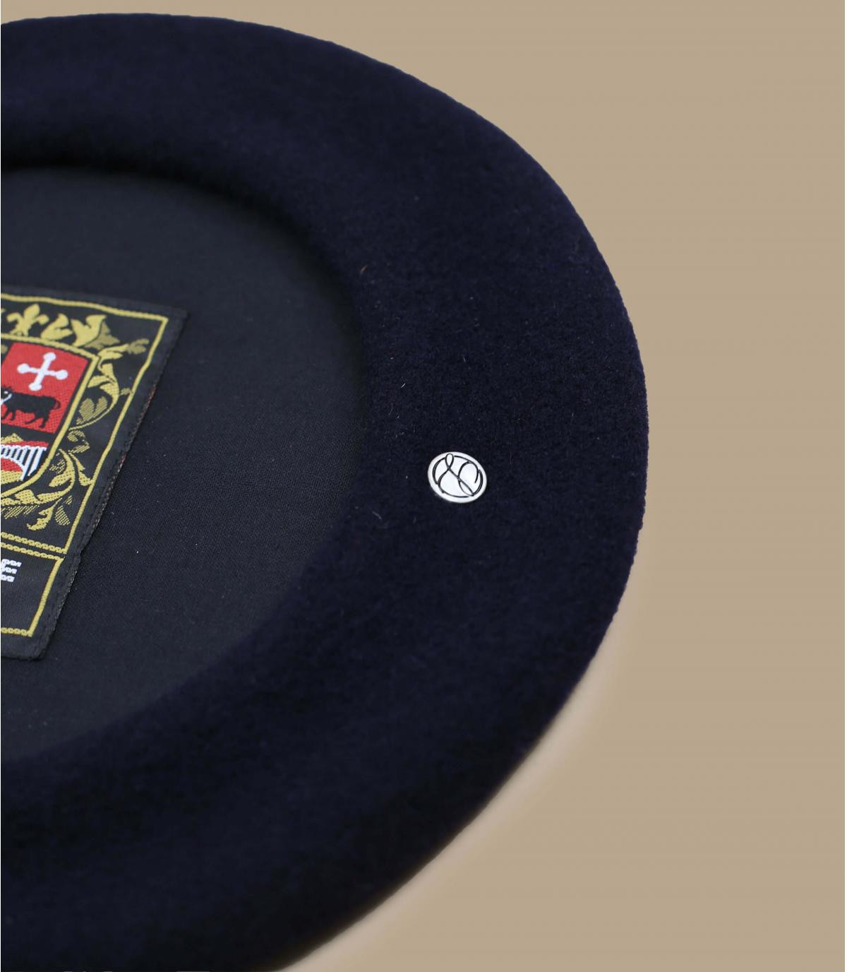 Details L'authentique blauw - afbeeling 3
