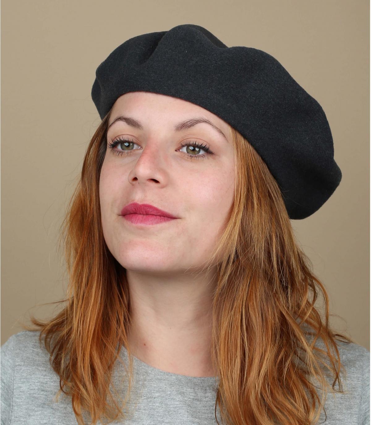 Dames Franse baret