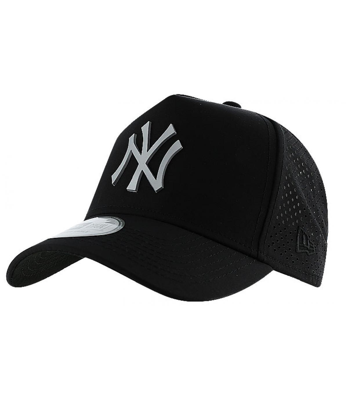 NY mesh cap