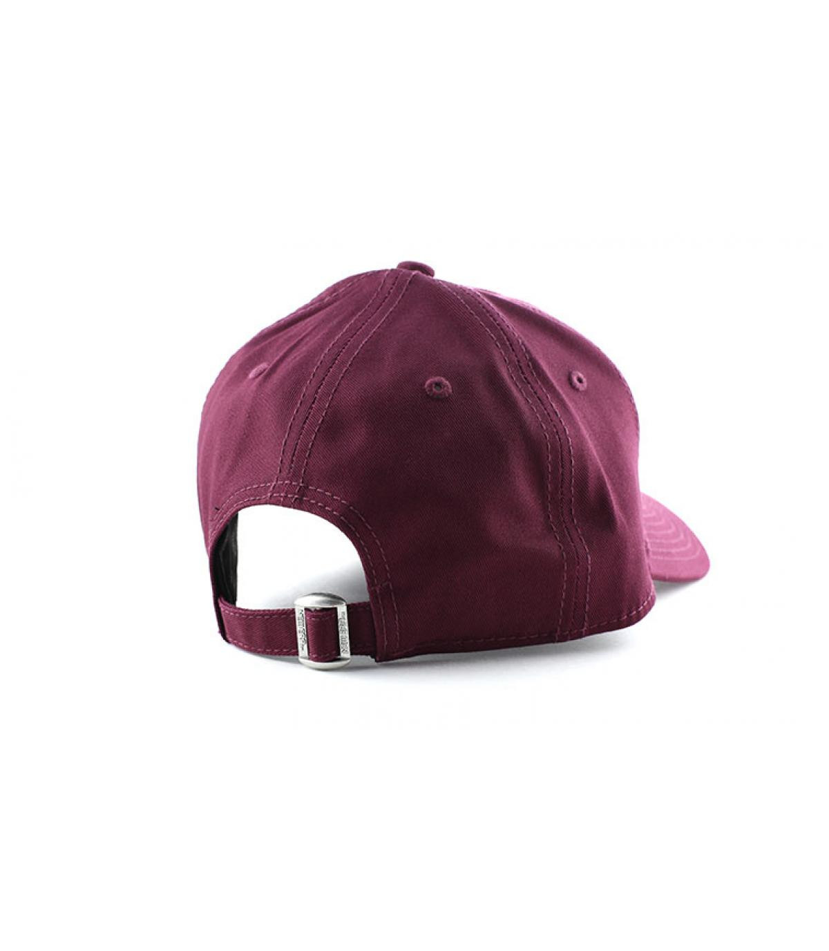 Details League essential Ny maroon - afbeeling 5