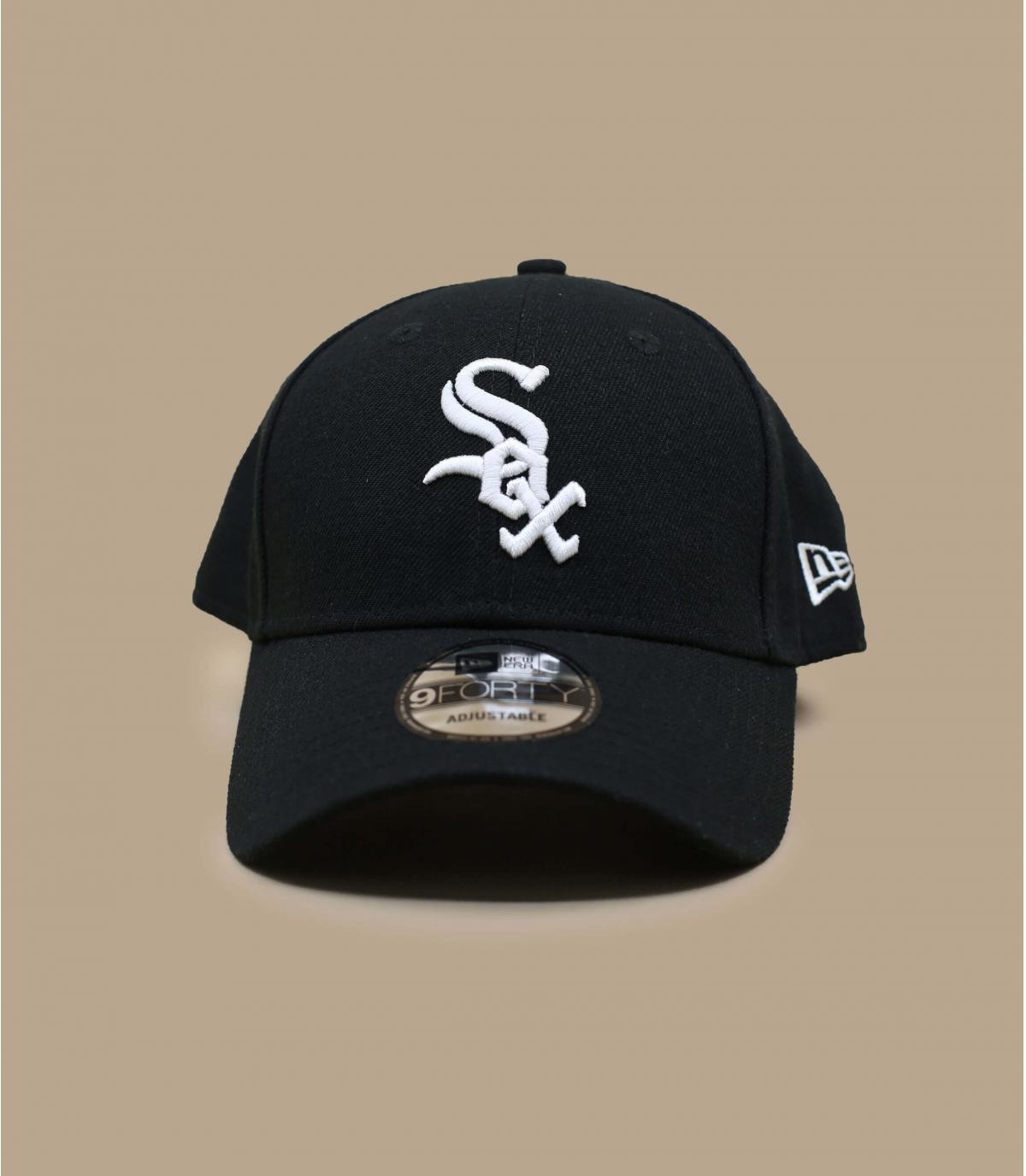 Details League 9forty sox - afbeeling 2