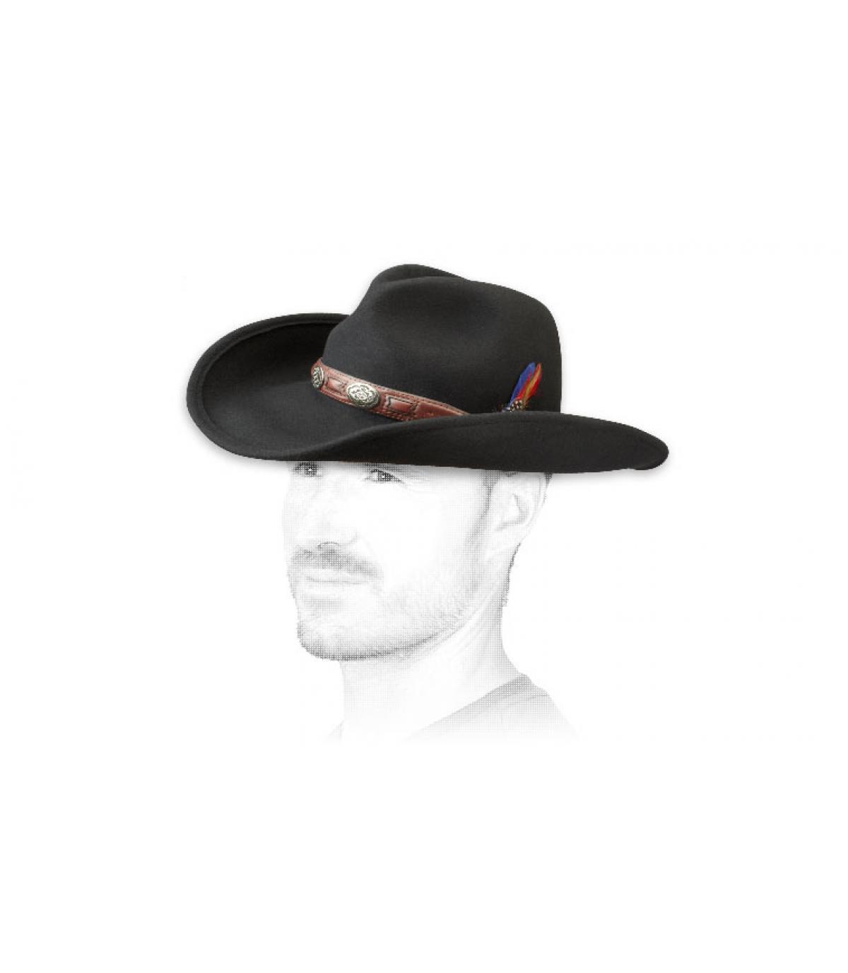 Stetson cowboyhoed