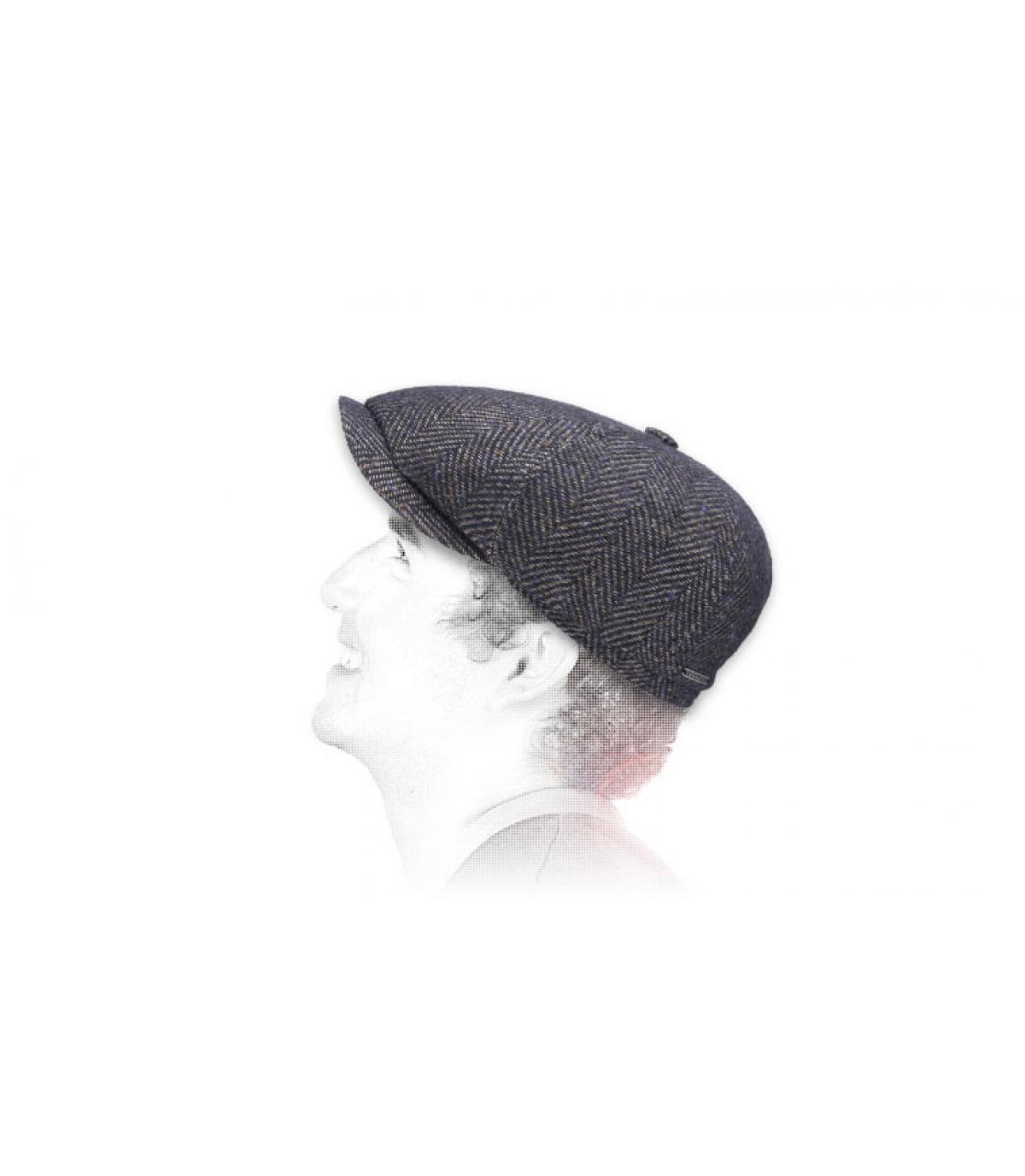 Irish gevoerde cap