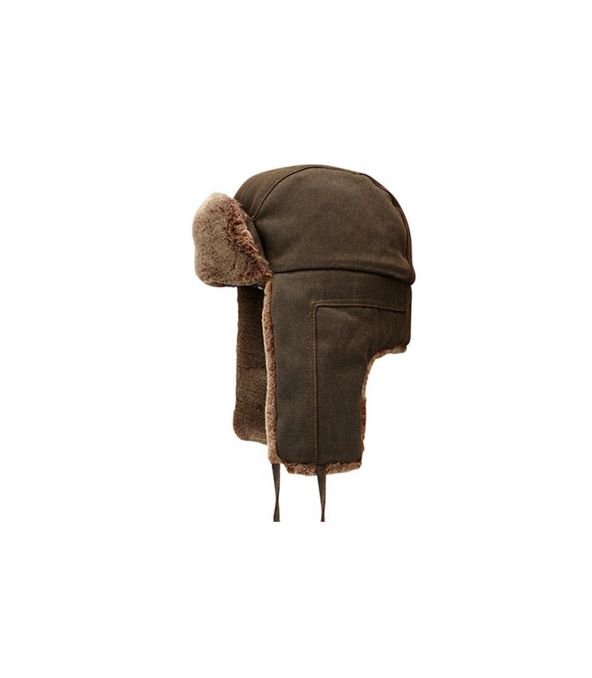 Details Alaska palo brown - afbeeling 2