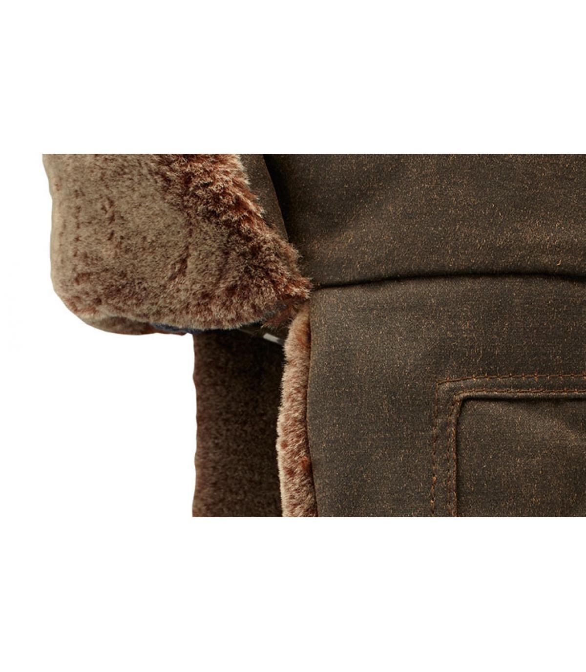 Details Alaska palo brown - afbeeling 3