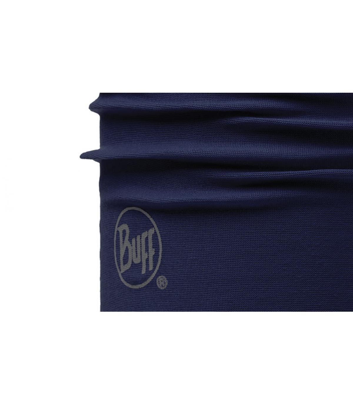 Blauw neckwear Buff