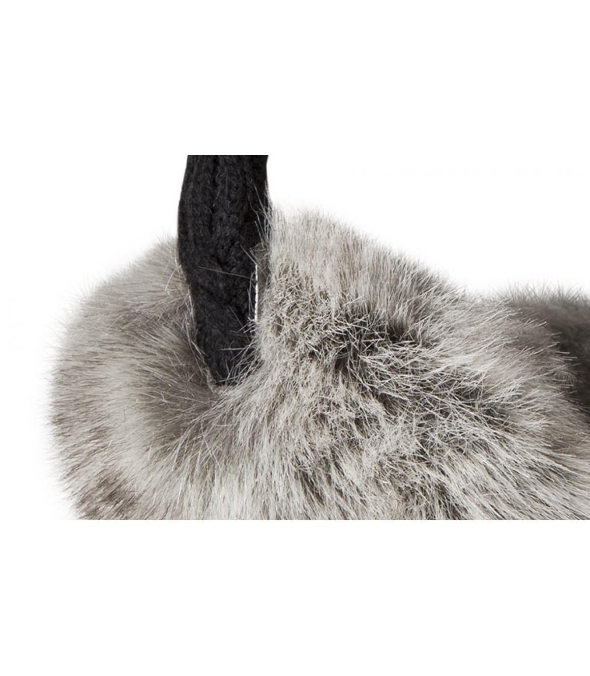 Details Oorwarmers konijn - afbeeling 2