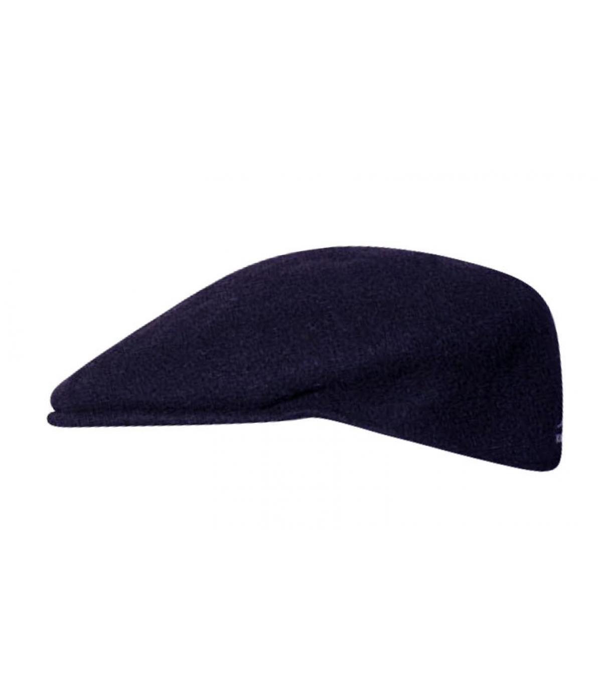 Details 504 wool navy - afbeeling 2