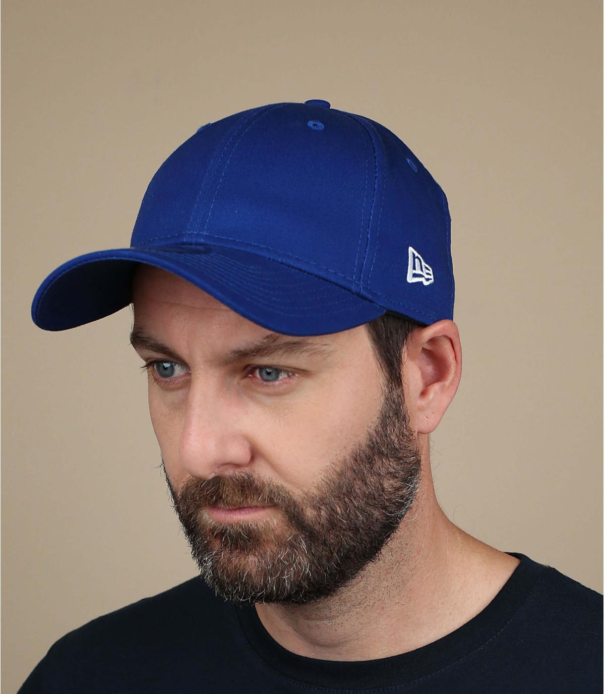 royal blue cap New Era