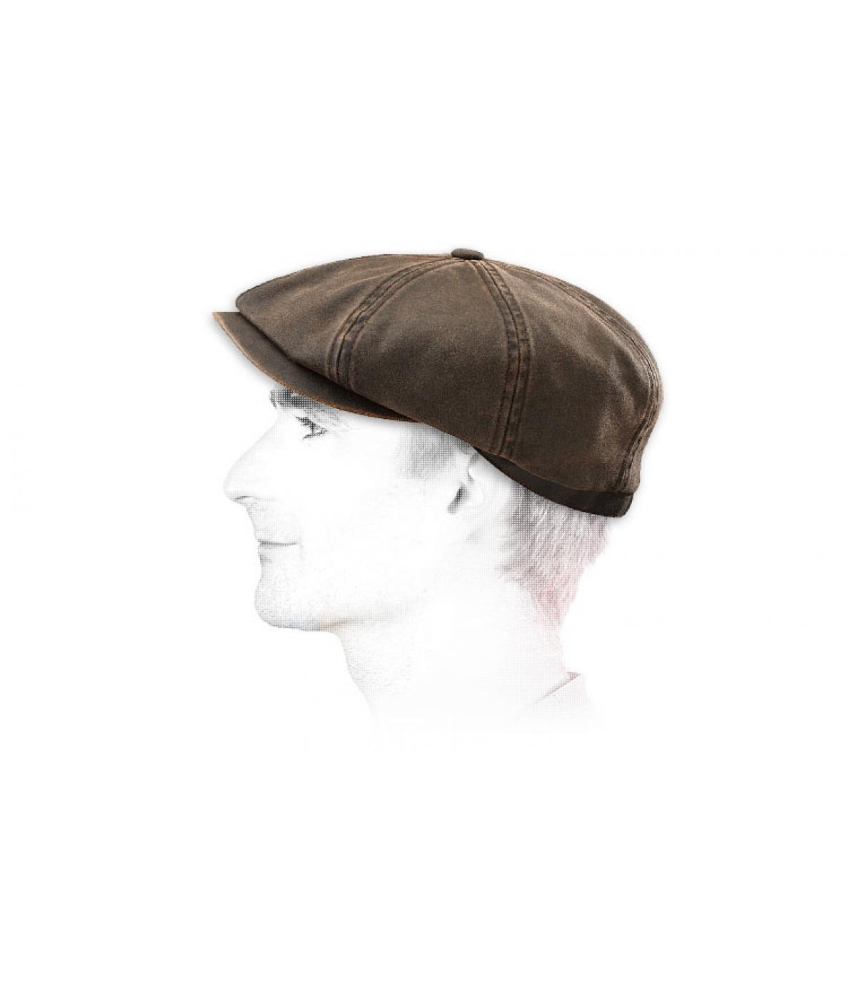 Hatteras stetson bruin