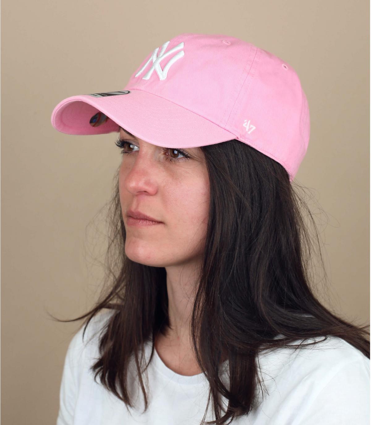 NY licht roze GLB