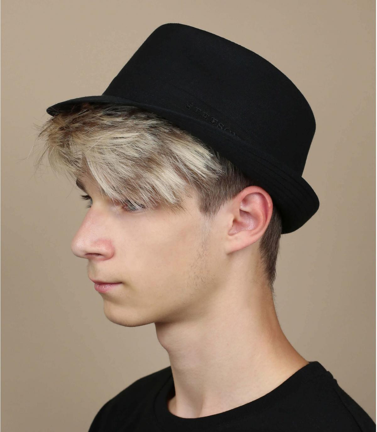Trilby hoed Stetson