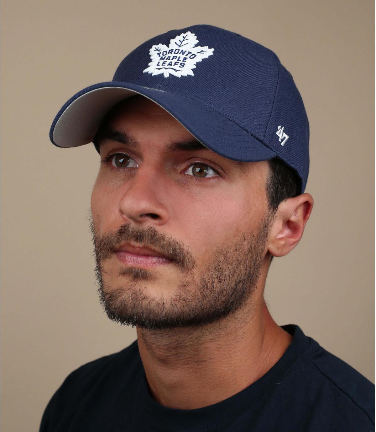 Toronto Maple cap navy