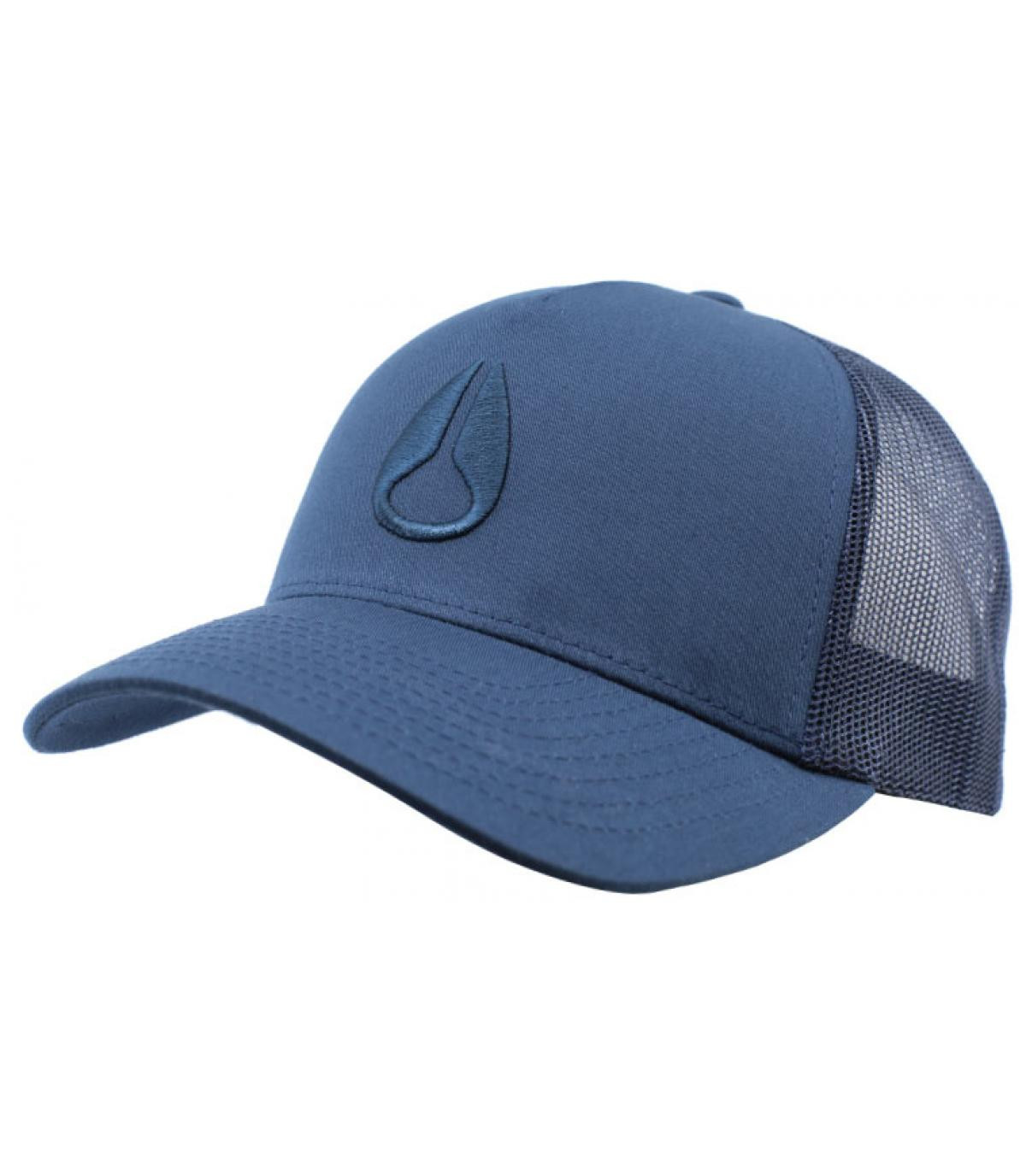 Details Iconed all navy - afbeeling 2