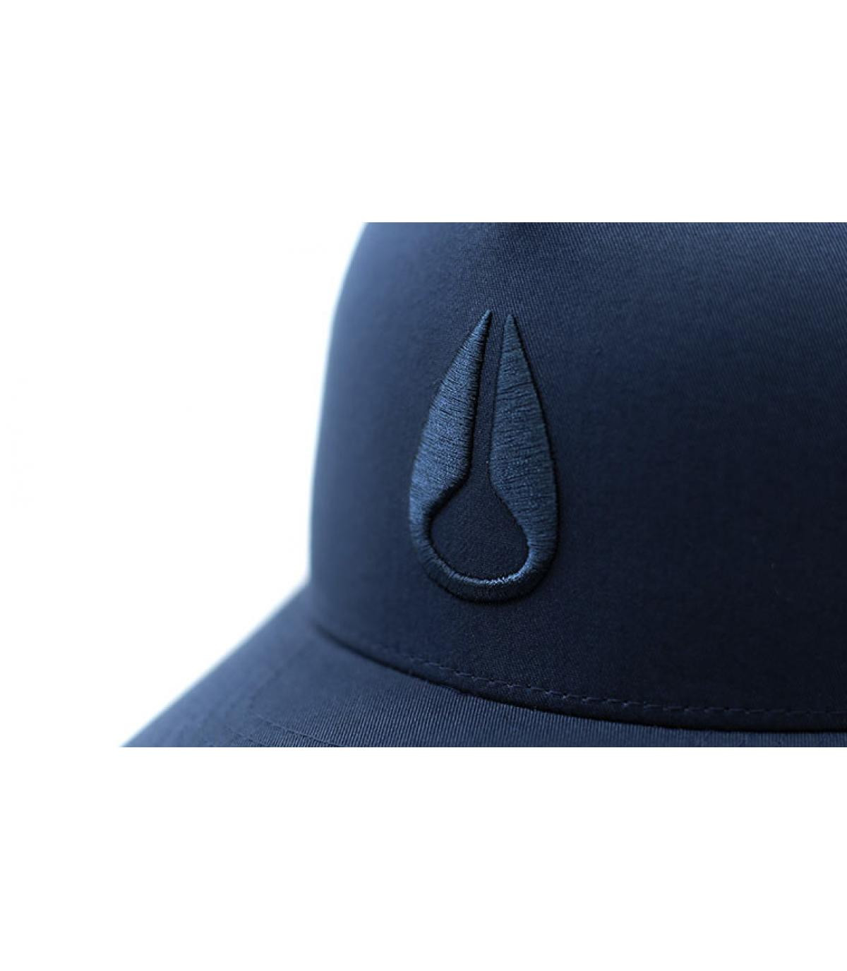 Details Iconed all navy - afbeeling 3