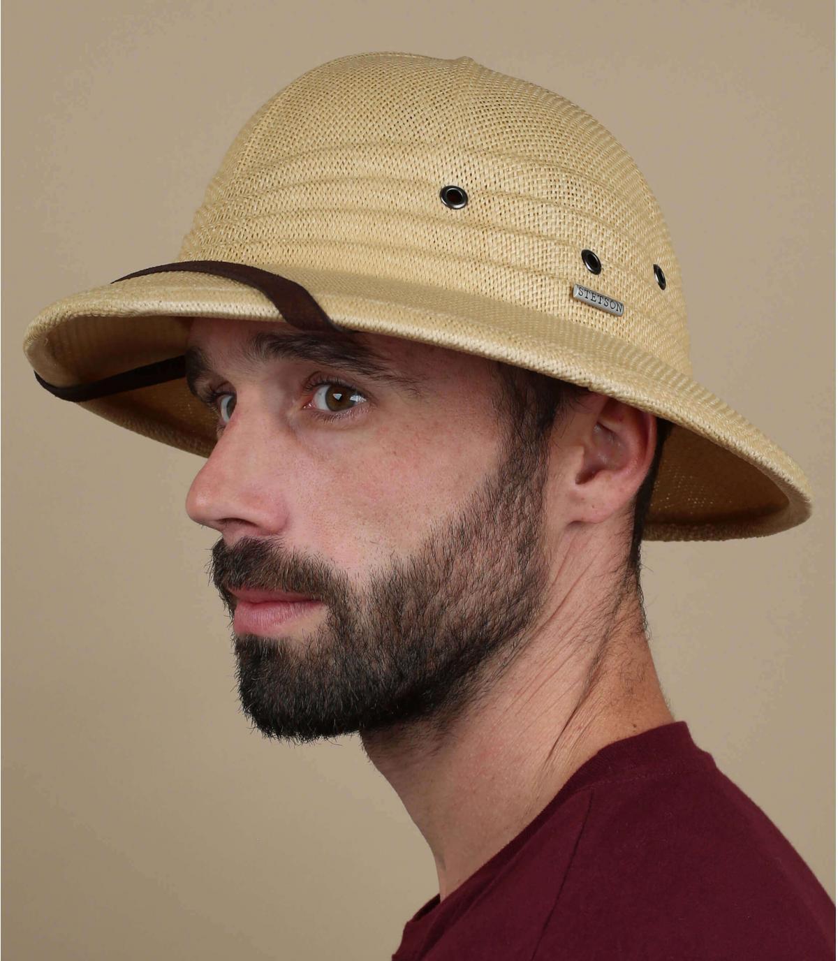 koloniale hoed Stetson
