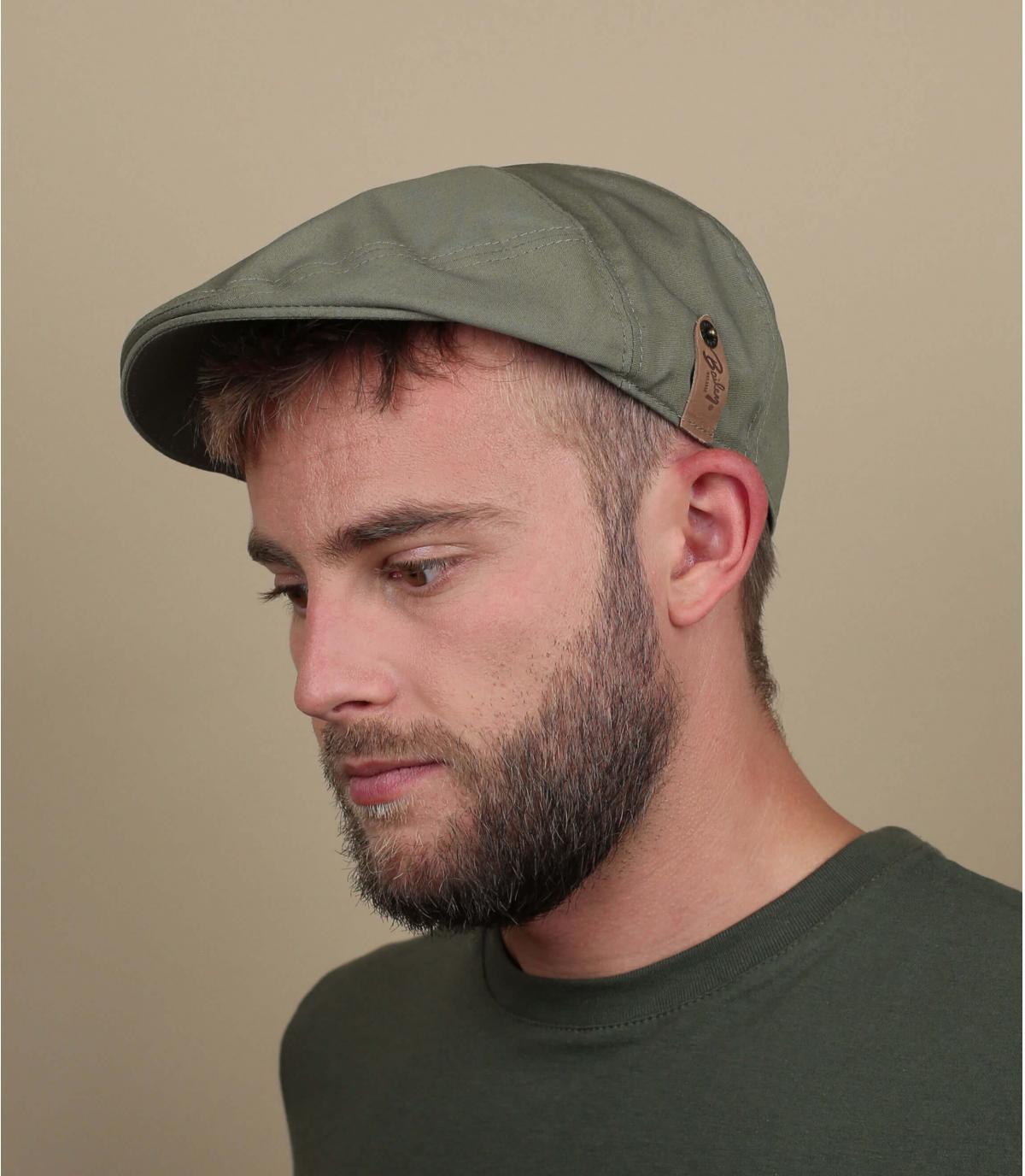 eendenbek cap poplin