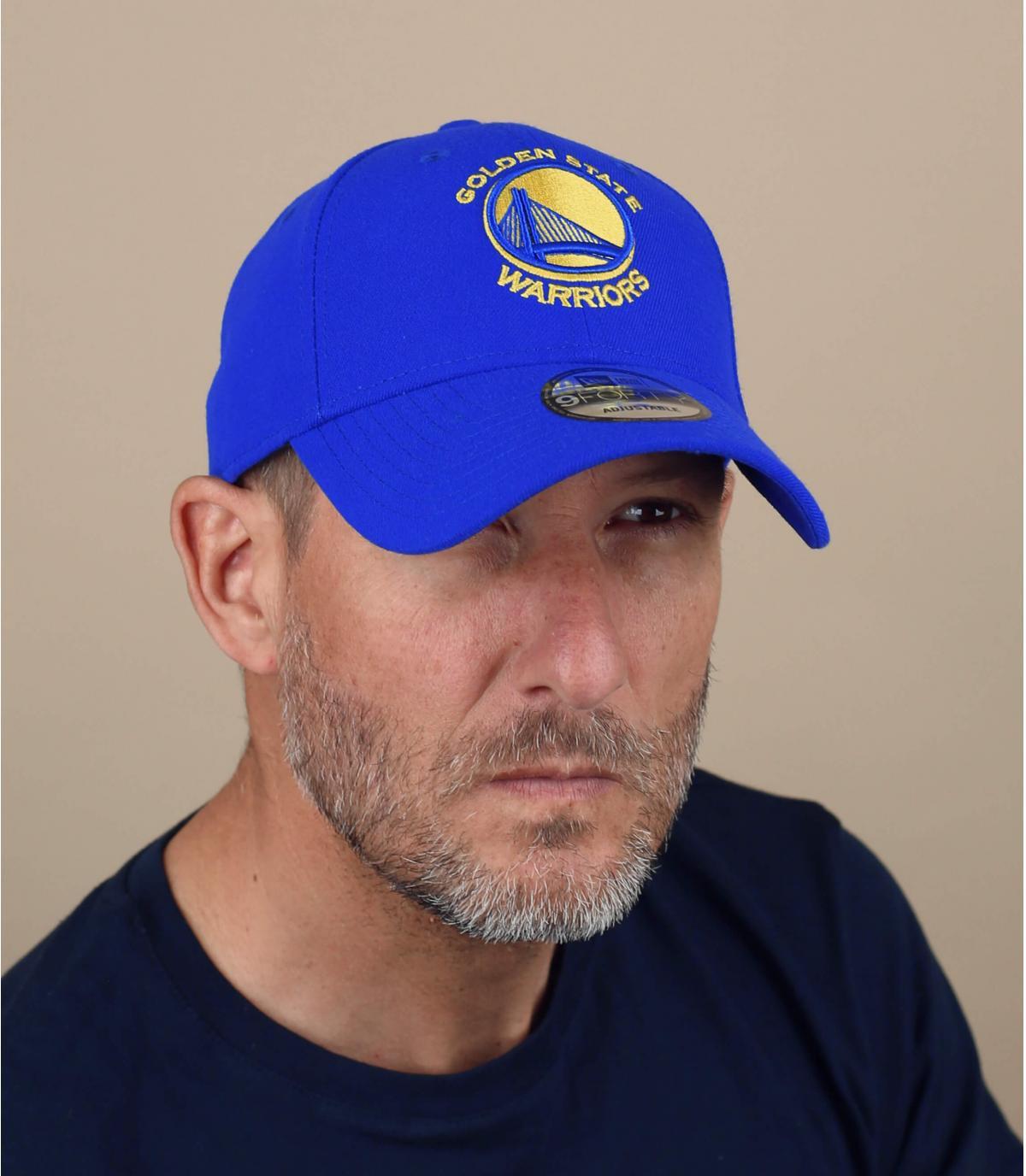 Golden State NBA cap curve