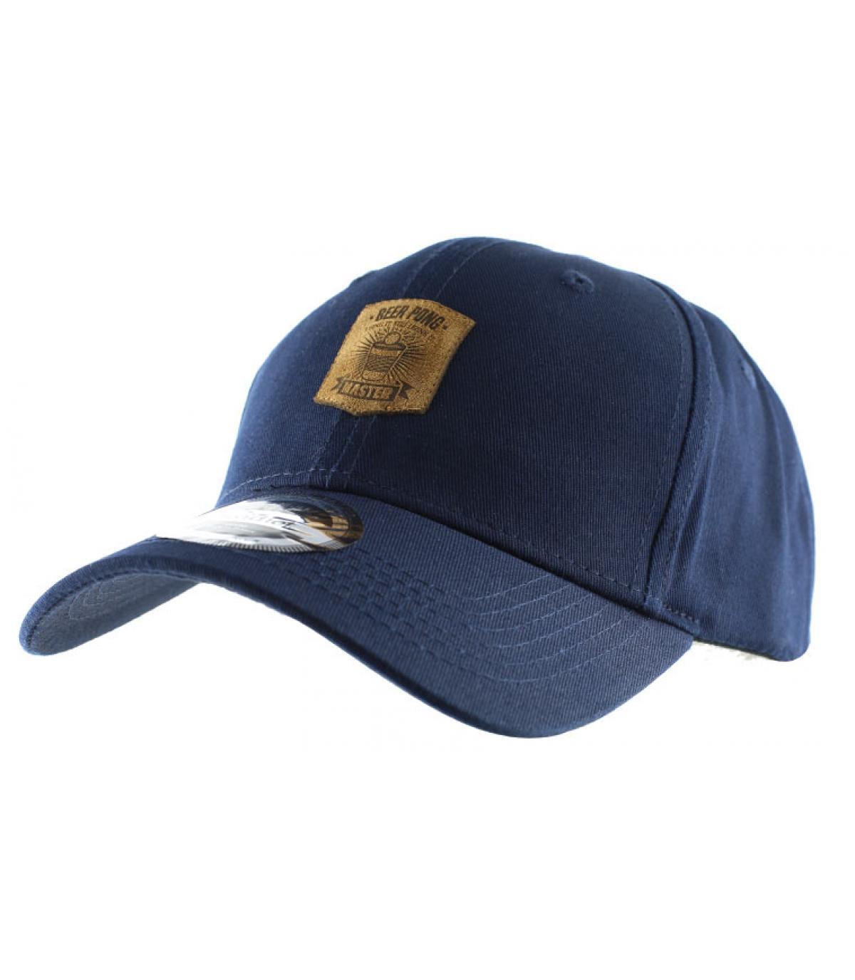 Cape curve blauwe bier pong