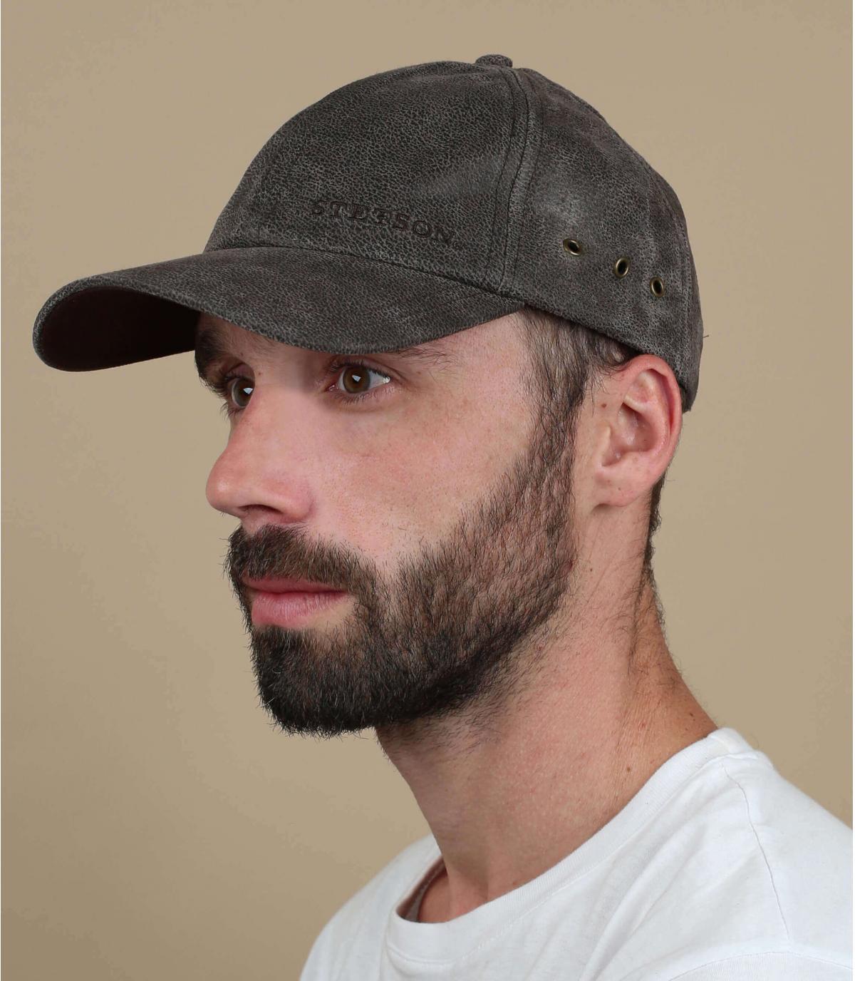 baseball cap stetson